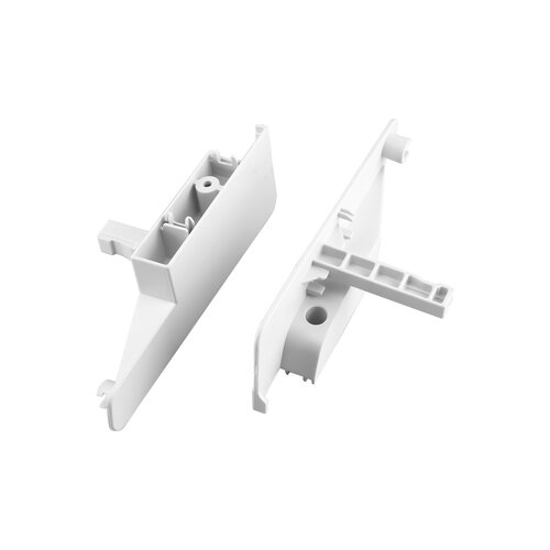 Internal Front Fixing Brackets Single Lateral Rail