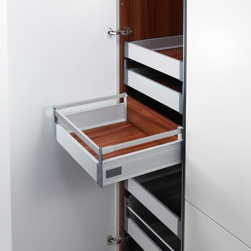 Internal Deep Drawer Kits with Square Cross Rail