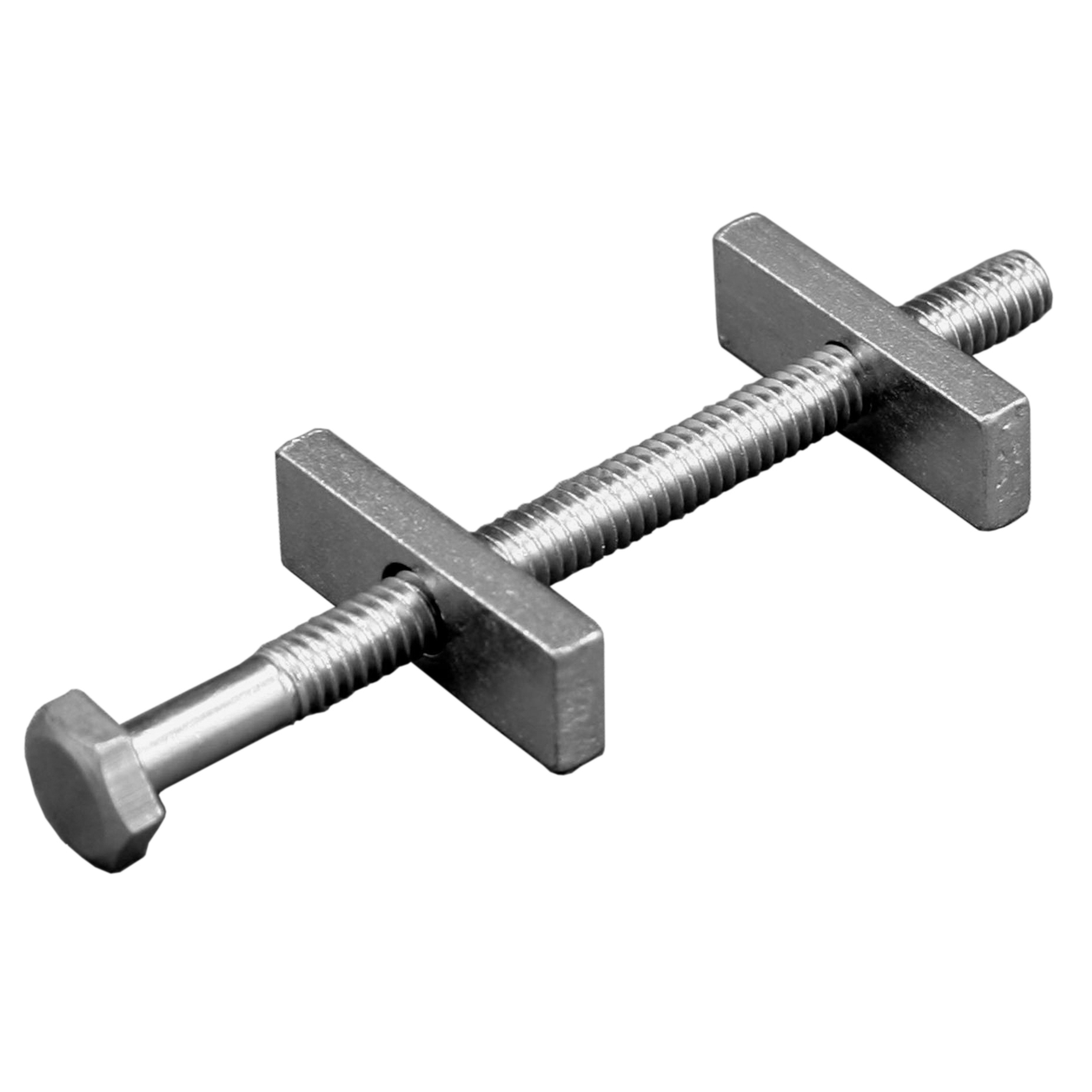 1 4 20 X 3 1 2in Countertop Bolt Zinc 06 9000