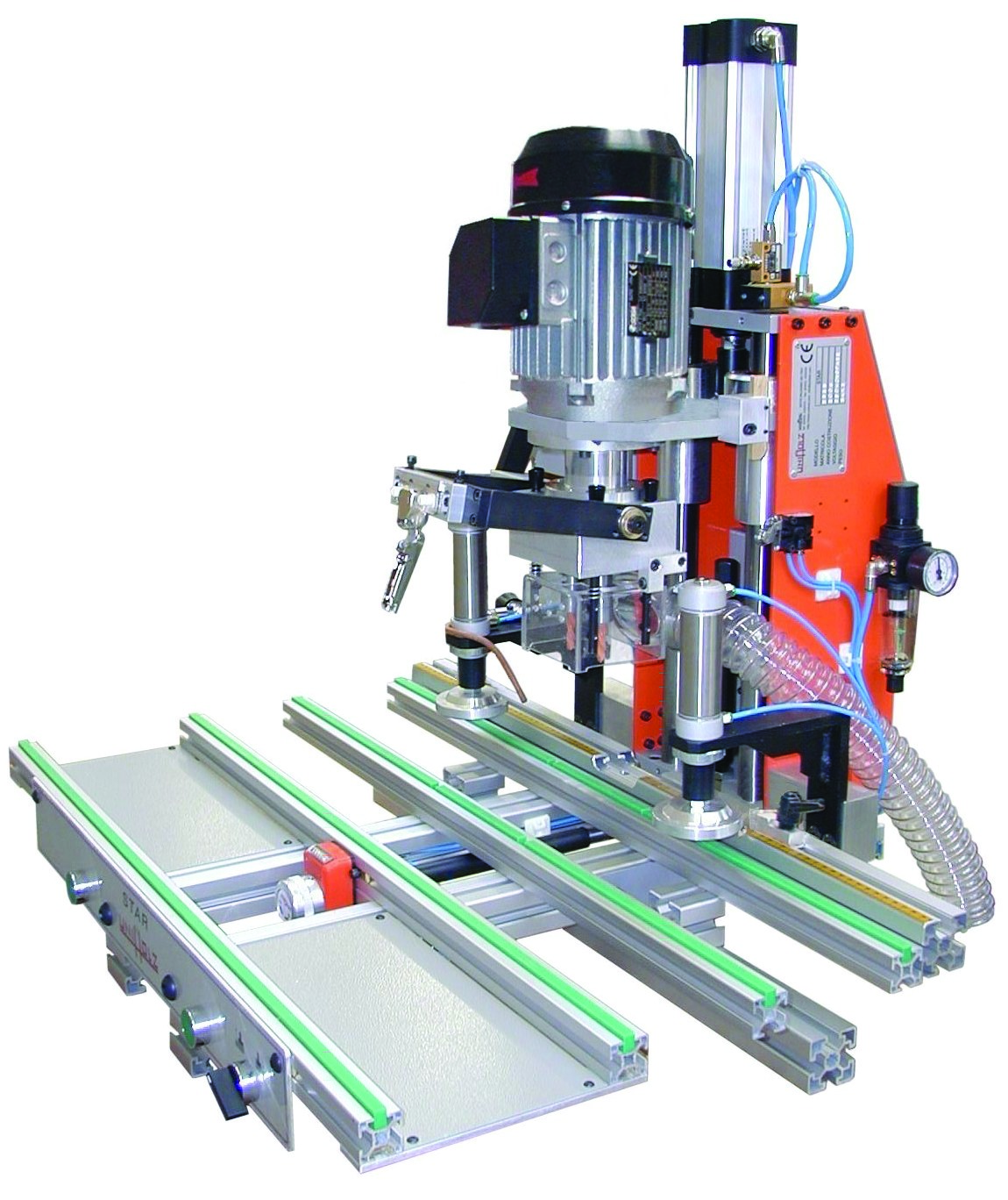 Hinge Boring Machine For Dtc 105 Dtc30 Marathon Hardware