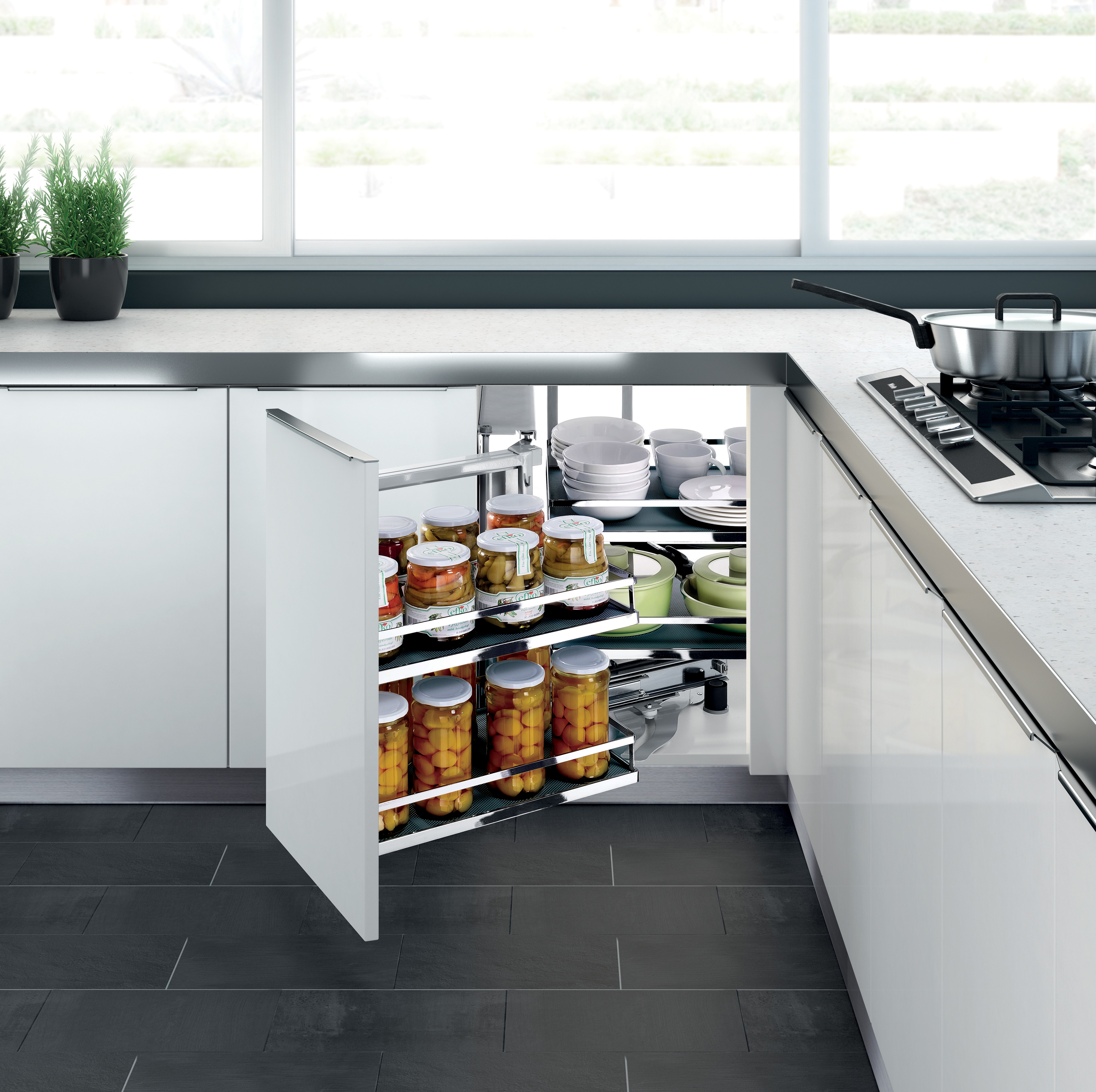 Diamond Kitchen Cabinet Accessories