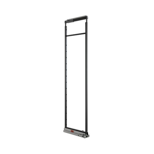 Pantry Pull Out Frame and Slide, Anthracite Grey