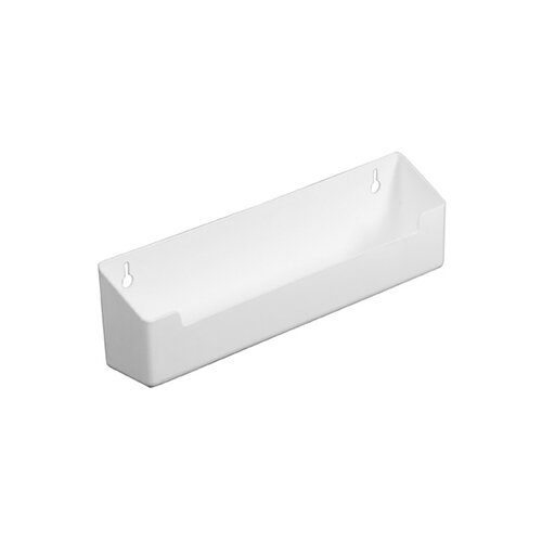 White Plastic Tip Out Trays from KV
