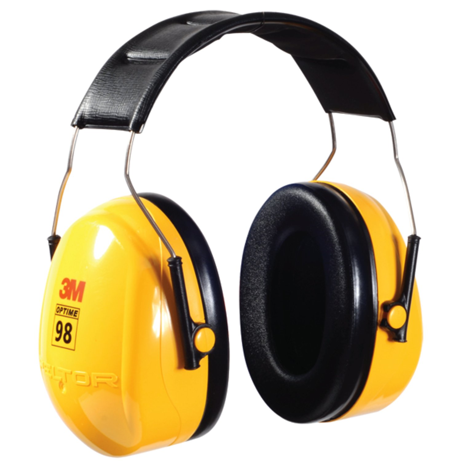 3m Peltor Optime 98 Over The Head Earmuffs 3m H9a